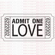 227 - Admit one love