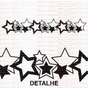 231 - Barra de estrelas