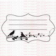 257 - Journaling com passarinhos