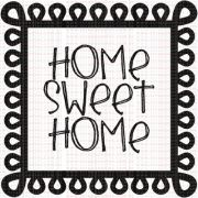 332 - Selo Home Sweet Home