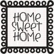 332 - Selo Home Sweet Home