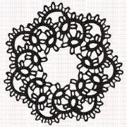416 - Rendinha circular pequena