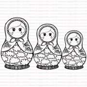 465 - Familia Matrioshka