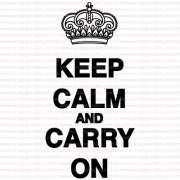 475 - Keep Calm and Carry on
