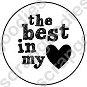 533 - Selo the best in my heart