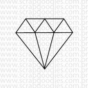 637 - Diamante (pequeno)