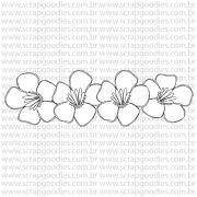 799 - Barra de flores