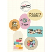 Chipboard decorado - COR E CORES
