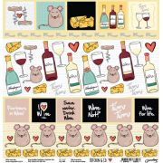 PP136 - Wine & Cheese