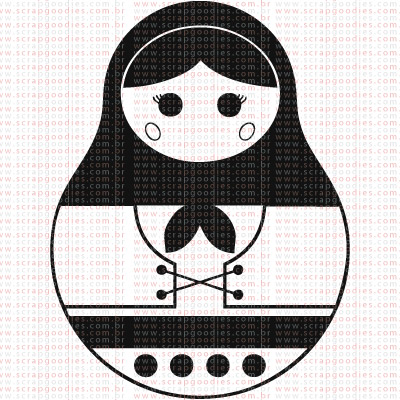 346 - Matroska Costura by LU ILARRI  - SCRAP GOODIES