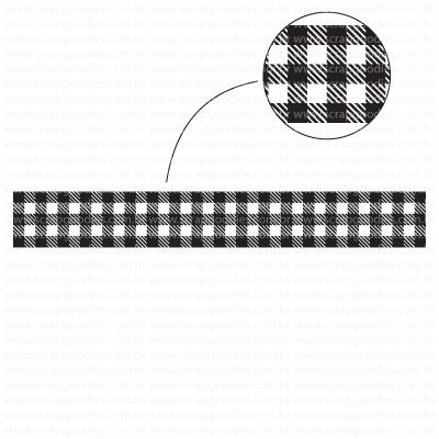 507 - Barra xadrez de cozinha  - SCRAP GOODIES