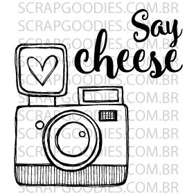 575 - say cheese  - SCRAP GOODIES