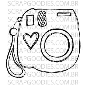 586 - Instax mini  - SCRAP GOODIES