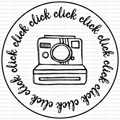 660 - Click Click 9GD  - SCRAP GOODIES