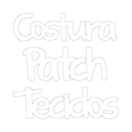 ACRÍLICO - 3 palavras Patch / Costura / Tecido  - SCRAP GOODIES
