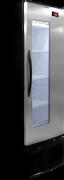 Cervejeira Inox Porta com Visor 284 L VCFC 284 D Inox Fricon