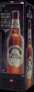 Cervejeira Slim Porta de chapa 284L VCFC 284 C Fricon