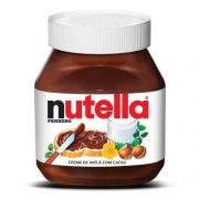 Creme de Avelã Nutella 650g - Ferrero