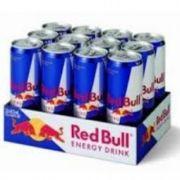 Energético Red Bull - Pack com 12 unidades de 250ml