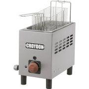 Fritadeira Industrial à Gás 3 Litros F1Ag Croydon