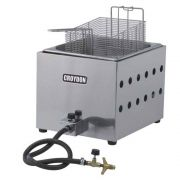 Fritadeira Gás Alta Pressão 3,5 litros Fa1B-G Croydon