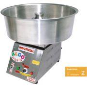 Máquina De Algodão Doce Algo Mais Inox Industrial Bivolt Ademaq