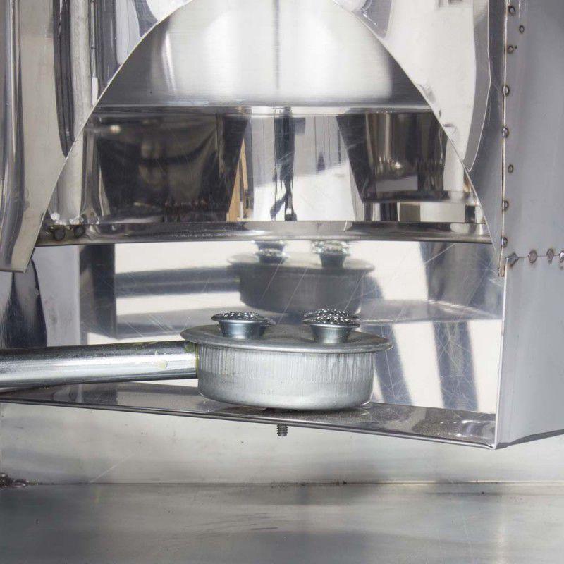 Bancada de Churros Masseira Engrenagem com 2 Doceiras - R0004-2 R2