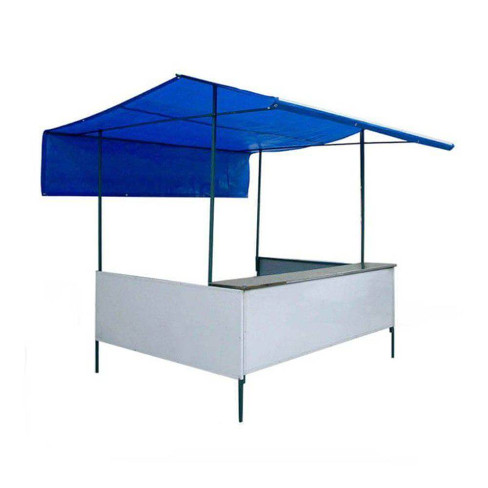 Barraca 2,0m para Buffet, Feiras, Eventos, Pastel e Hot Dog R2