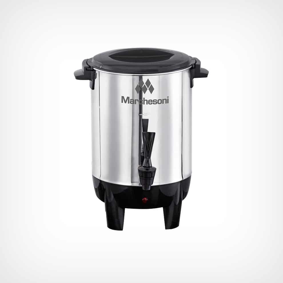 Cafeteira automática 2 litros 1.000 watts CF.1.201/202 Marchesoni