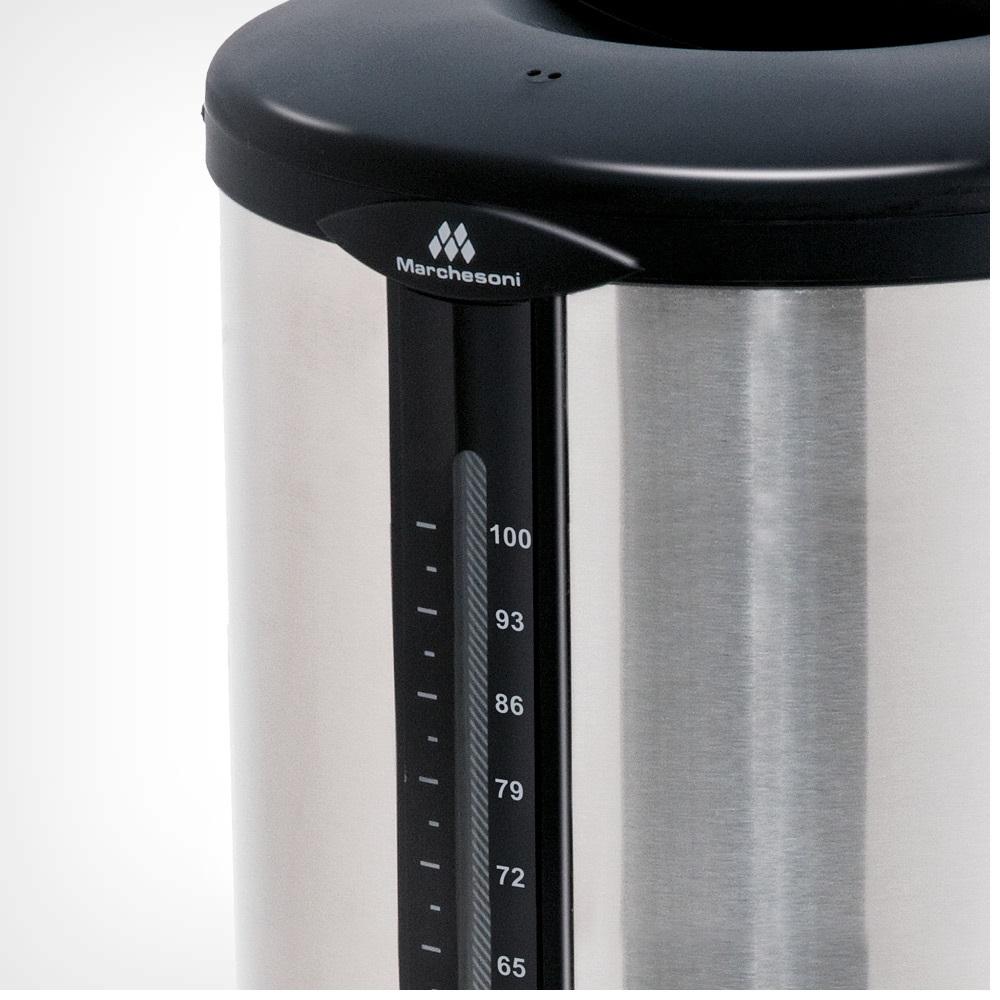 Cafeteira ãutomática 15 litros 1.000 watts CF.1.151/152 Marchesoni