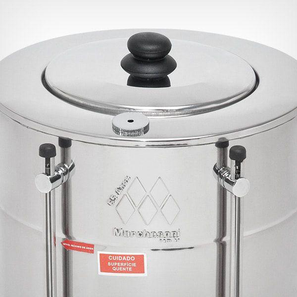 Cafeteira Industrial 10 Litros Master CF.3.101/102 Marchesoni