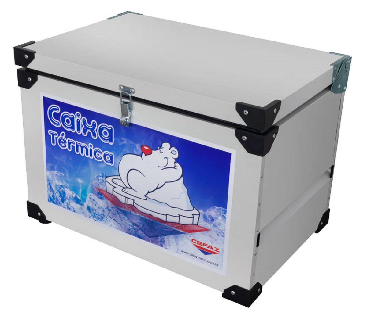 Caixa Térmica 150 Litros Chapa Int. Galvanizada - CTG-150 -  CEFAZ