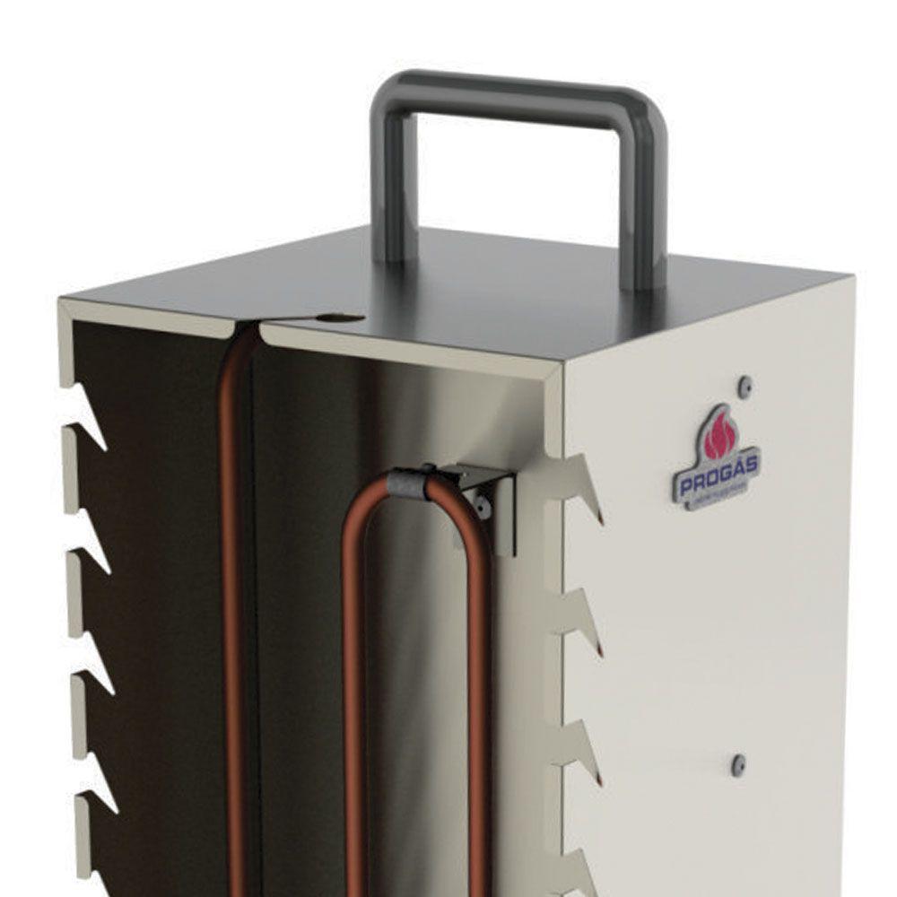 Churrasqueira Elétrica para 10 Espetinhos PR-199E 220V Progás