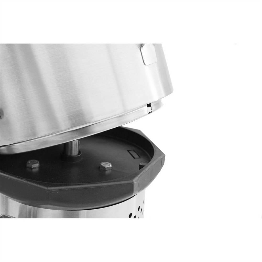 Cortador Processador Industrial de Alto Rendimento Cutter 4 Litros Bivolt SPL-200