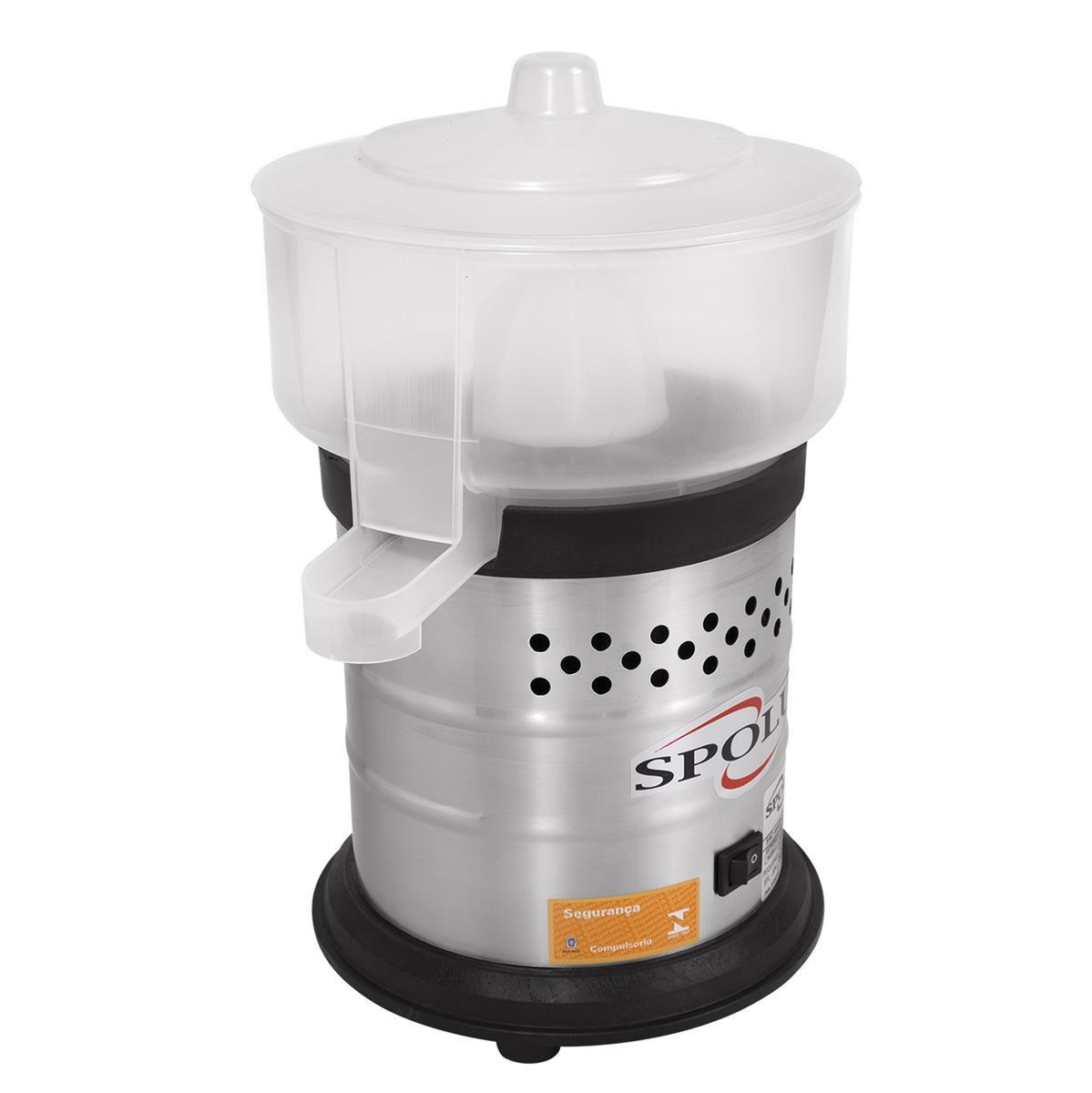 Espremedor de Frutas Pocket 200w (caçamba plástica transparente) 220v - SPL-100 - Spolu