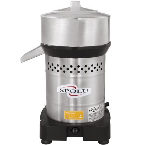 Espremedor de Frutas Grande 1/4 Cv - 180 W Bivolt SPL-006 - Spolu