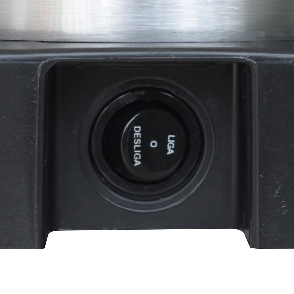 Espremedor de Frutas Industrial Bivolt 1/4 Cv - 245 W - SPL-007 - Spolu