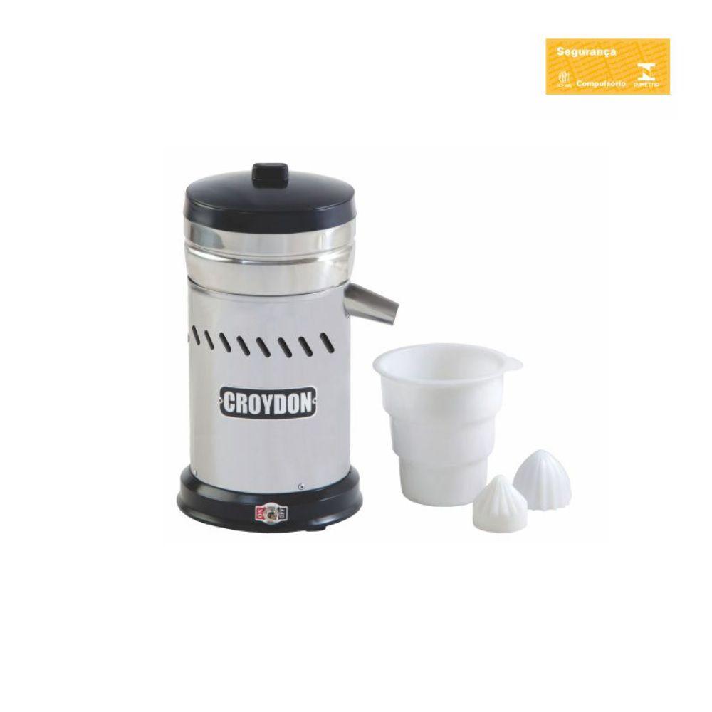 Extrator de Suco Comercial Inox 0,5 CV Bivolt -  ES4EA-S - Croydon