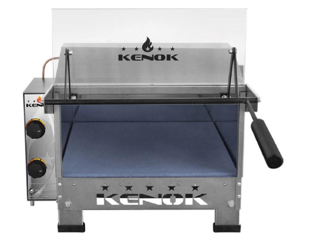 Forno a Gás Refratário com Grill Infravermelho FGR-470 Kenok