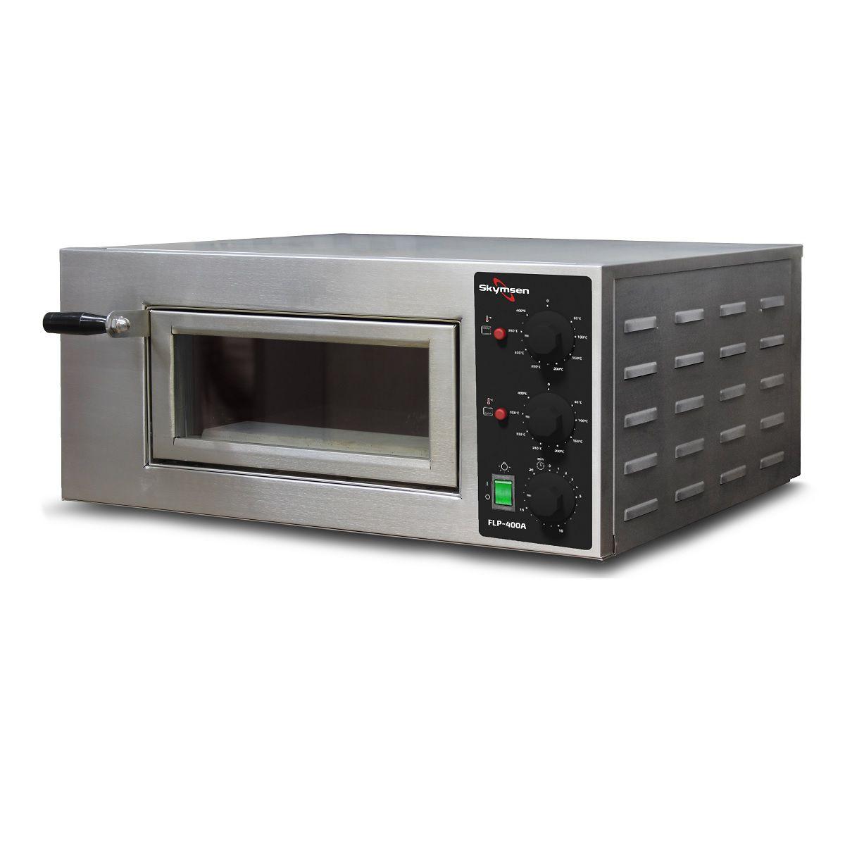 Forno de Lastro para Pizza Analógico FLP-400A SKYMSEN