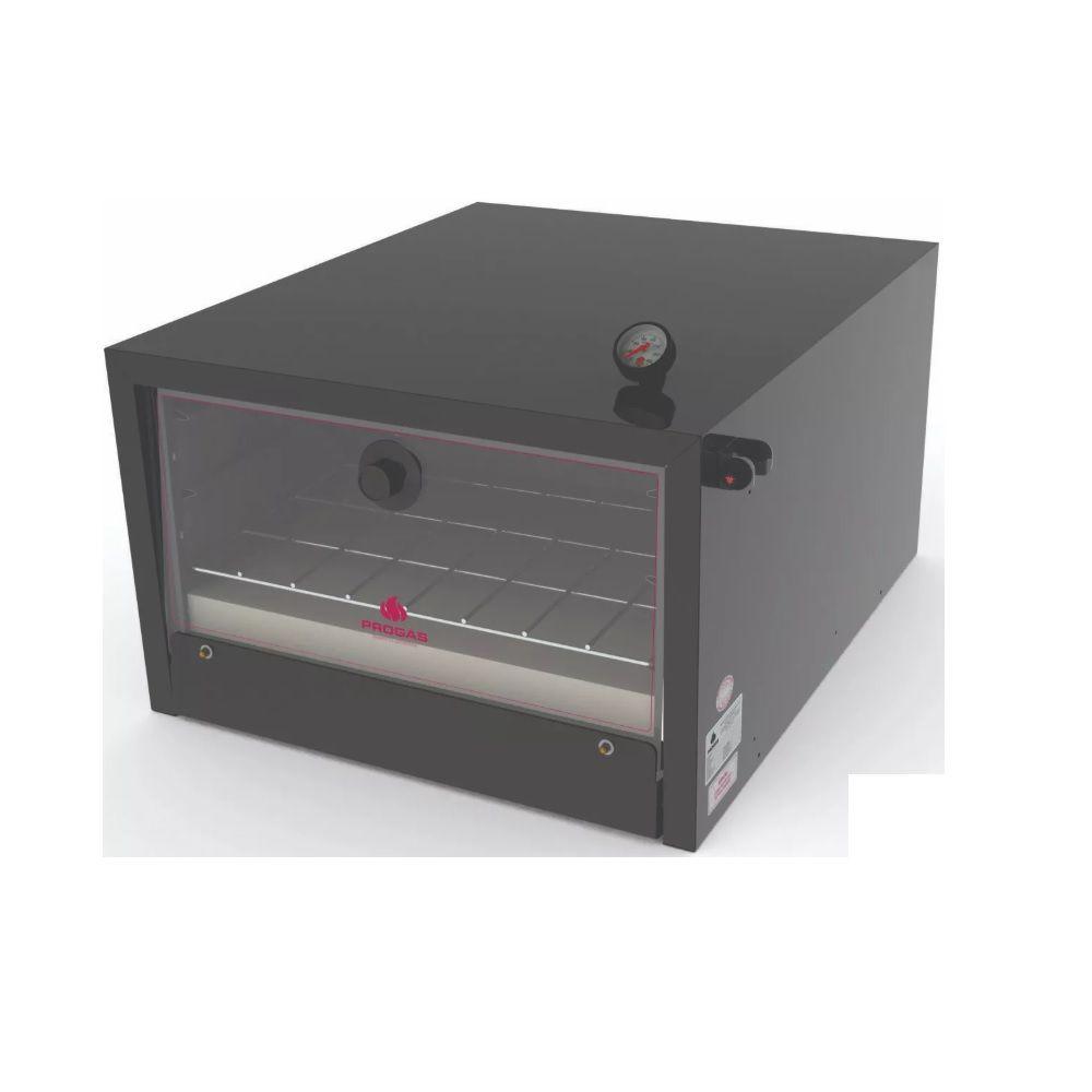 Forno Semi-Industrial P/Fogões C/Pedra Refratária e Termômetro FSP-6800 AT Progás