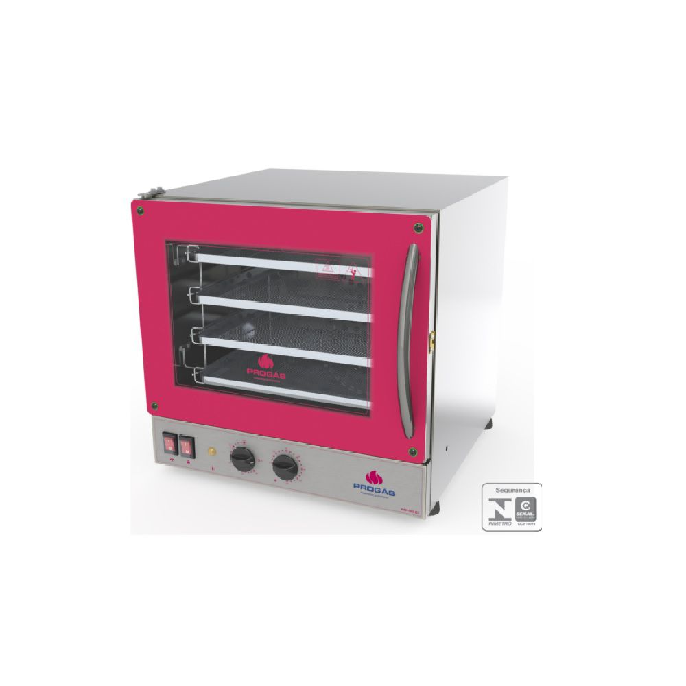 Forno Turbo Elétrico Fast Oven  PRP-004 G2 220V Progás