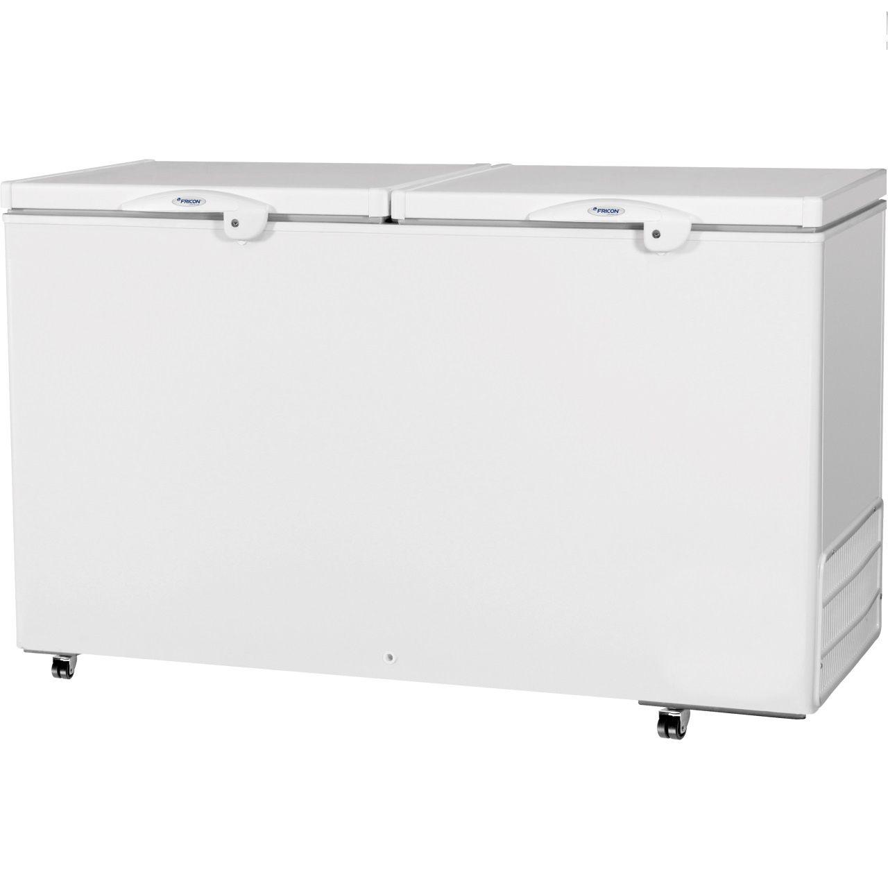 Freezer Horizontal Dupla Ação 503L HCED-503 C 127v Fricon