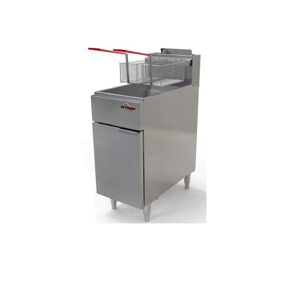 Fritadeira a Gás Inox 38 Litros FG38 GLP - SKYMSEN