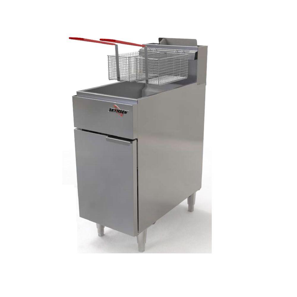 Fritadeira A Gás Inox FG20 GLP Skymsen