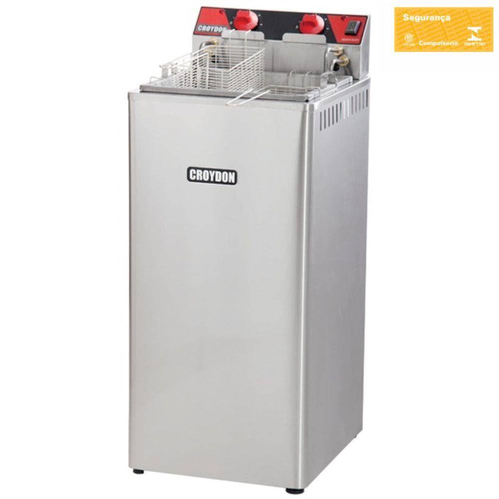 Fritadeira Elétrica Água E Óeo 8000W Fa28 Croydon
