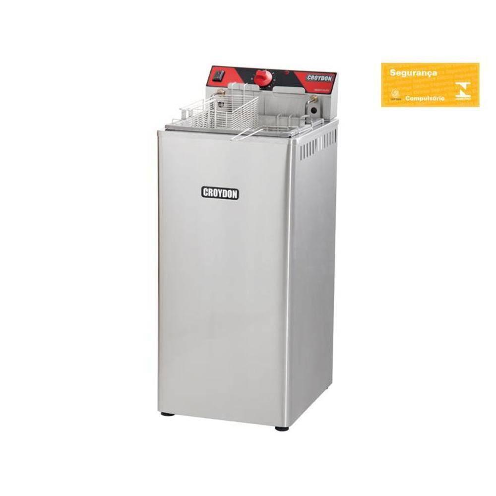 Fritadeira Elétrica Água E Óleo 5000W  Fa25 Croydon