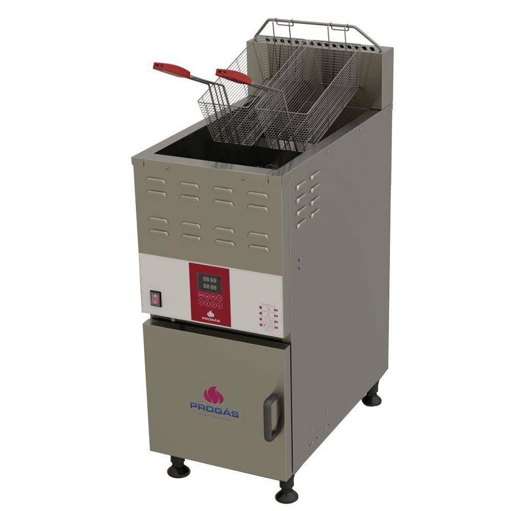 Fritador Água e Óleo 45L a Gás Alta Pressão PFAP-45L 127V Progás