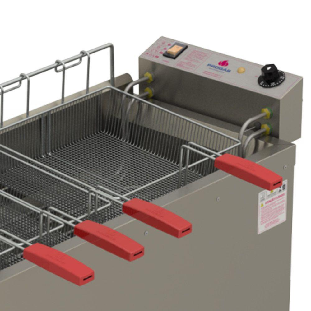 Fritador Água e Óleo Fry Fritter 8000w PR-3008E ST 220V  Progás