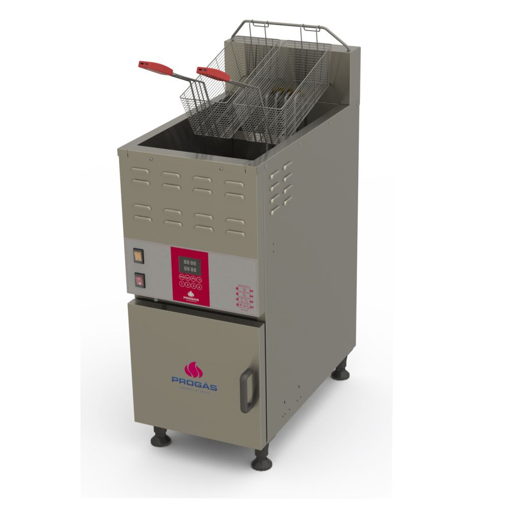 Fritador Elétrico Água e Óleo 45L 9000W PRF-45E 220V Progás